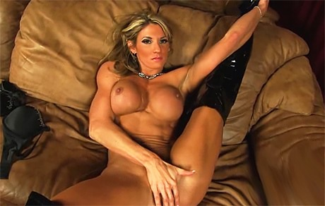 Are erotic female bodybuilders clip