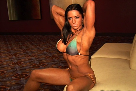 Erotic female bodybuilders clip thanks for