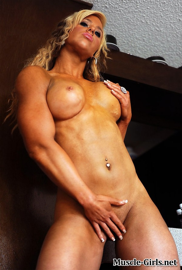 Beautiful Women Nude Workout